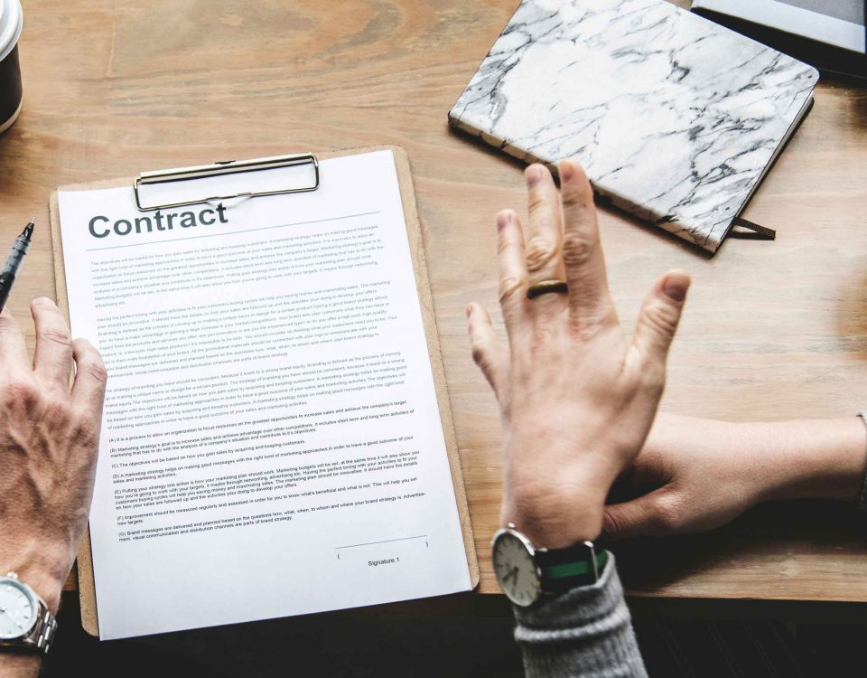Contract Life and Love with HIV