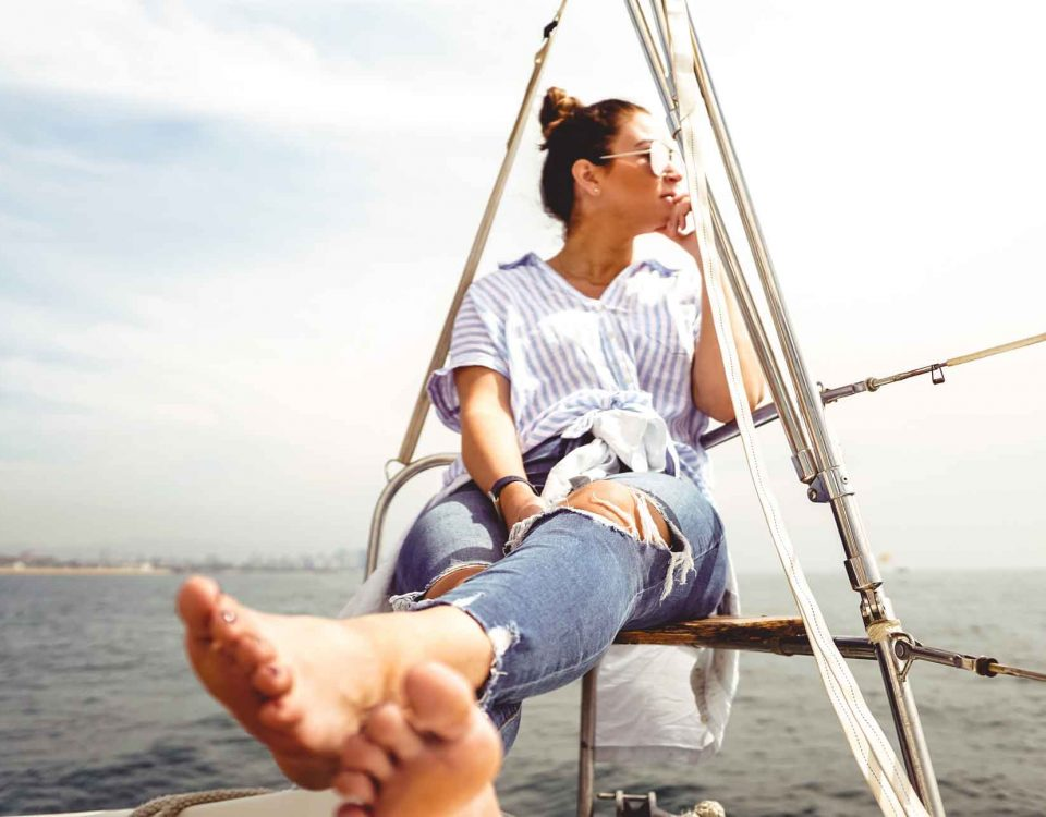 Sailing Life and Love with HIV